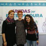 Presentamos Unidas por Extremadura, con Podemos, IU, Extremeños y otras fuerzas municipalistas