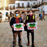 No a las minas a cielo abierto en Extremadura