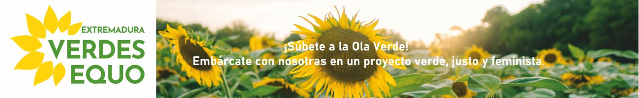 Verdes EQUO Extremadura